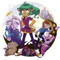 Harpy Gee, Chapter 2! by potatofarmgirl