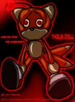 The Tails Doll - request by SilverAlchemist09