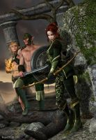 High Elves by rogue29730