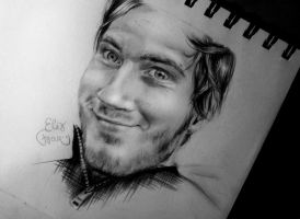 Pewds! by ElixFranceschini