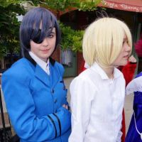 Ciel and Alois by Fainting-Ostrich