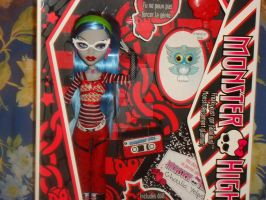 Ghoulia Yelps 1 by VenusCollectionNook