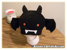 Bat Hat by Allyson-x