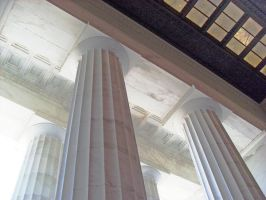 Mighty Columns by vacuumslayer