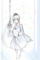 Weiss Schnee by so-candy-love