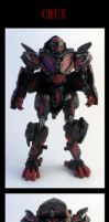 Transformers - Crux by Poo-Fly
