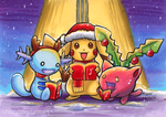 Christmas Carols - Pokeswap by shazy