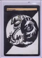 Altered Magic Card: Dragons by JessWells