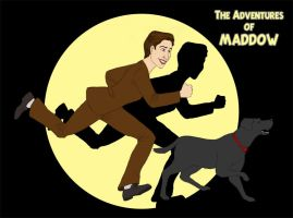 The Adventures of MADDOW by JesIdres