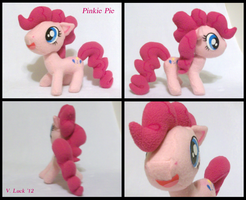 Pinkie Pie V 2.0 by beanchan