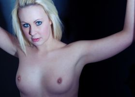 Topless Kirsty by DavidKanePhotography