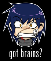 got brains? by AzureKitsune308