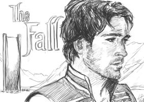 The Fall Sketch by louisesaunders