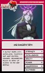 Trading Card - Mesmeratrix by Gong63