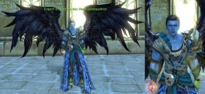 Janos Audron in Aion : Level 15 by fallenRazziel