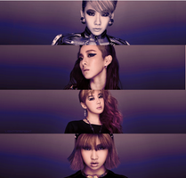 2ne1 - i love you 2 by Nobuyuki7