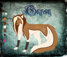 Gypsy reff Sheet update by Frozenmelody96