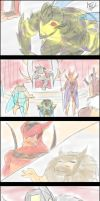 Book of Thorns: Chapter 1 by peanutchan