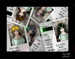 Before I was - Envy by Chaos--Child