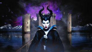 Angelina Jolie Maleficent II v2 by Dave-Daring