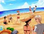 Summer Contest - lets have some fun! by AderiAsha