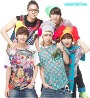 PNG-B1A4 by SungEdiiTiioOn