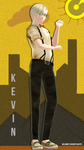 Our Good-Spirited Host Kevin (DOWNLOAD) by KamaNoTenshi