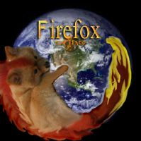 The Real Firefox Logo by stinq