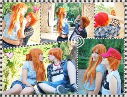Outtakes Lovely Complex by tearofvelnias