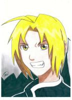 + FMA- Edward Elric + by bccomics