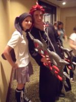 Axel- Five Minute Cosplay by Resident-Reno