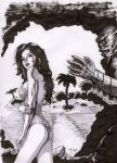 Creature From the Black Lagoon by artistjoshmills