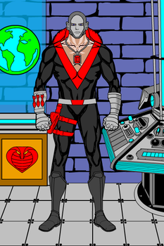 Destro - G.I. JOE by MetalHarbinger084