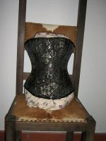 Weinglassarien's Corset by Stahlrose