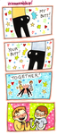 THE MOST AWESOMEST FRIENDS by Dancing-Elephant