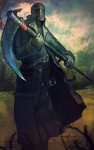 Cleaver - Skulduggery Pleasant by Corey-H