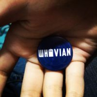 New doctor who pin by Fairytailfangirl15