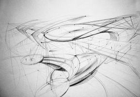 architectural sketch 3 by Mihaio