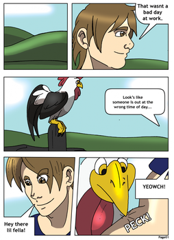 Coming Home to Roost - Page 1 by z3r0w1n6