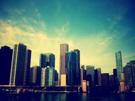 Chicago by MellowMeah