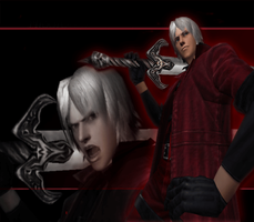 Devil May Cry 3 SE - DMC1 Dante by Elvin-Jomar
