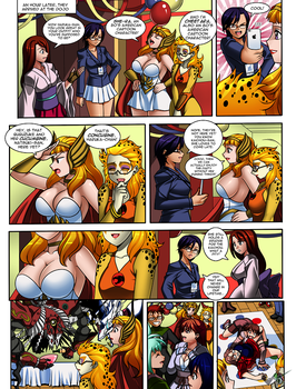 Mai Hime Harukino Doujin - Page 23 by mandygirl78