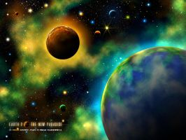 Earth 2 The new paradise by graffo