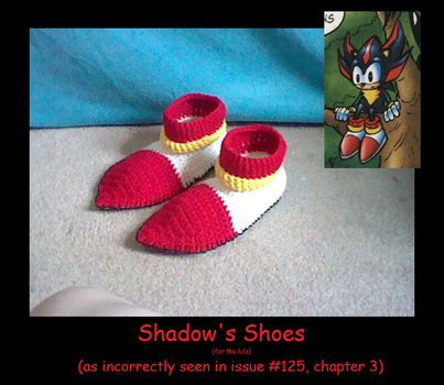 Shadow Slippers (incorrect comic version) by Milayou
