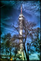 Avala Tower by budislav