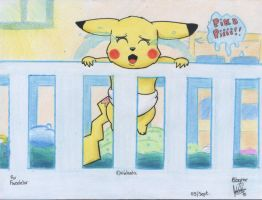 Dont cry pikachu by davidcool1989