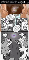 The Lost Braixen Magic: Over 9000! by Lokibuns