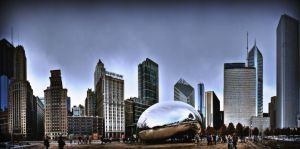 Chicago Millenium Park by Zeal-GJP