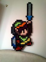 Link Pixelart by Metahawk1
