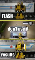 No Flash by phtoygraphy